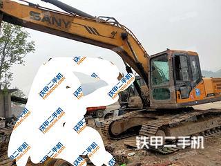 河北-邯郸市二手三一重工SY215C挖掘机实拍照片