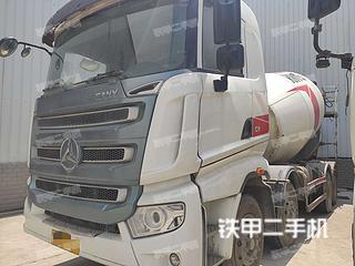 三一重工SY5310GJB1-15AR攪拌運輸車實拍圖片