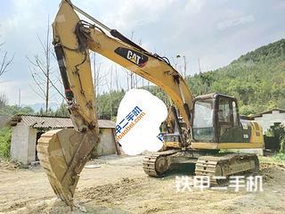 卡特彼勒320D2液壓挖掘機實拍圖片