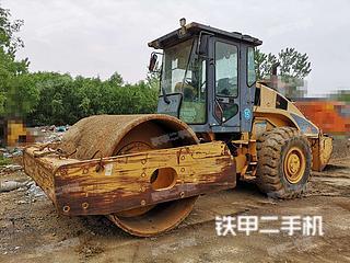 安徽-马鞍山市二手柳工CLG620压路机实拍照片