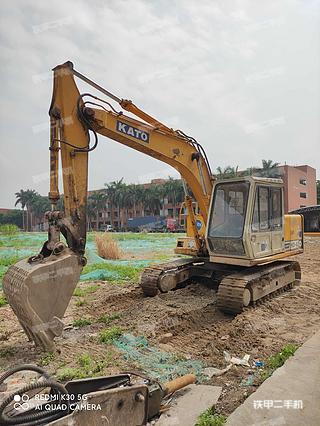 佛山加藤HD450VII挖掘機實拍圖片