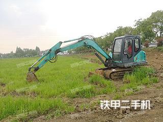 開元智富KY60-8挖掘機實拍圖片