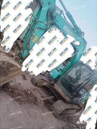 大理神鋼SK75-8挖掘機實拍圖片
