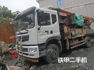 鑫天地重工4R37泵車實拍圖片