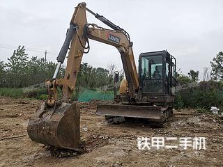 雷沃重工FR60E2-H挖掘機實拍圖片