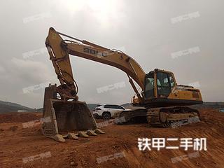 保山山东临工E6300F挖掘机实拍图片