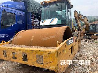 云南-文山壮族苗族自治州二手徐工XS203J压路机实拍照片