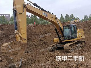 保定卡特彼勒新一代Cat®330GC液压挖掘机实拍图片