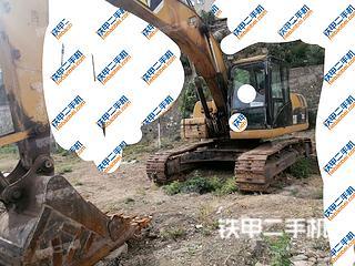 楚雄卡特彼勒323DL挖掘機實拍圖片