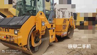 河南-郑州市二手徐工XD121压路机实拍照片