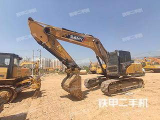 保山三一重工SY205C挖掘机实拍图片