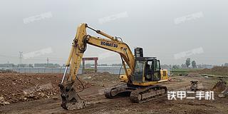 淮北雷沃重工FR220挖掘機實拍圖片