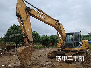 二手加藤 HD820V 挖掘机转让出售