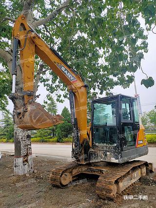 山西-运城市二手三一重工SY55C挖掘机实拍照片