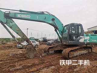 濰坊神鋼SK250-8挖掘機實拍圖片
