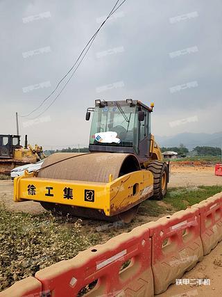 广东-肇庆市二手徐工XS222J压路机实拍照片