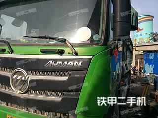 福田歐曼6X4工程自卸車實拍圖片