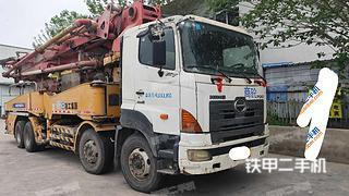 徐工XZJ5413THB泵車實拍圖片
