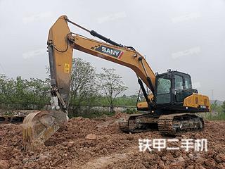 江苏-扬州市二手三一重工SY205C挖掘机实拍照片
