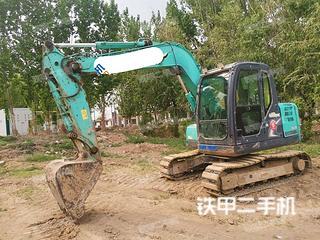 河北-沧州市二手神钢SK75-8挖掘机实拍照片