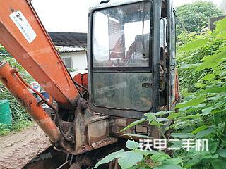 湖南-长沙市二手斗山DH55-V挖掘机实拍照片