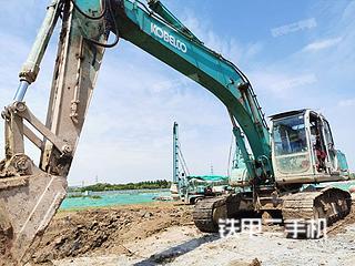 二手神钢 SK210-6E 挖掘机转让出售