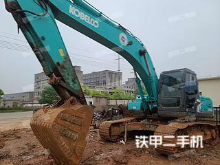 江西-新余市二手神钢SK260LC-8挖掘机实拍照片