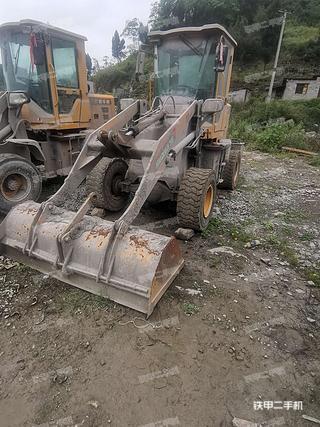 涼山山宇重工ZL930裝載機實拍圖片