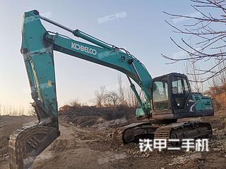 河北-石家庄市二手神钢SK200-8挖掘机实拍照片