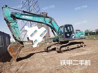 山西-太原市二手神钢SK260LC-8挖掘机实拍照片
