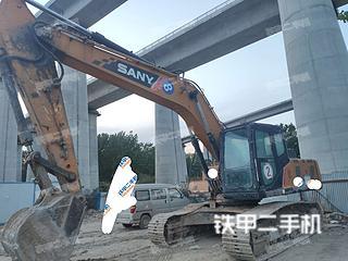 郑州三一重工SY215C挖掘机实拍图片