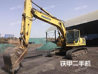 小松PC240LC-8挖掘机实拍图片