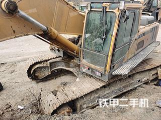 邢臺山東臨工E6460F挖掘機實拍圖片