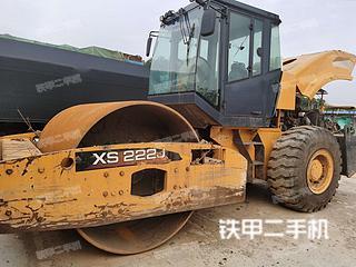 二手徐工 XS202J 压路机转让出售
