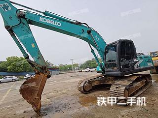 無錫神鋼SK210LC-8挖掘機實拍圖片