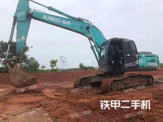 江西-宜春市二手神钢SK210LC-8挖掘机实拍照片