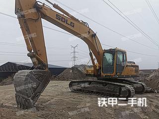 山東臨工E6250F挖掘機實拍圖片