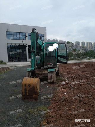新源XY65W-7挖掘機實拍圖片