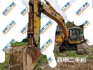 雷沃重工FR330挖掘機實拍圖片