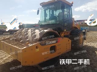 甘肃-平凉市二手徐工XS263JS压路机实拍照片