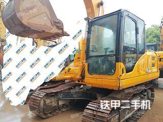 湖南-长沙市二手龙工LG6150挖掘机实拍照片