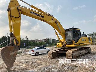 廣州小松PC360-7挖掘機實拍圖片
