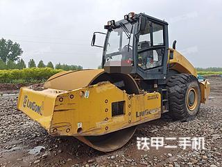 河南-南阳市二手柳工CLG6126压路机实拍照片