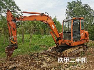 日照大宇DH55-V挖掘机实拍图片