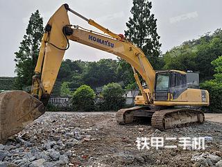 浙江-杭州市二手小松PC360-7挖掘机实拍照片