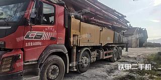 保定三一重工SYM5446THB 560C-8B泵车实拍图片