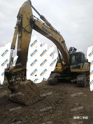 北京小松PC300-7挖掘机实拍图片