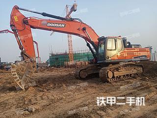 臨沂斗山DX380LC-9C挖掘機實拍圖片