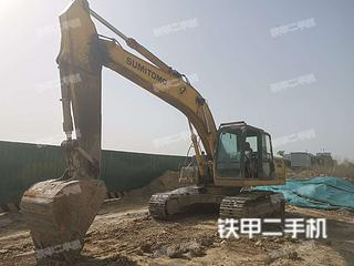 河南-郑州市二手住友SH220LC-5挖掘机实拍照片