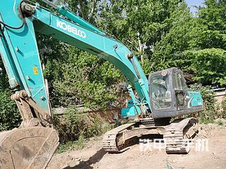 北京神钢SK250-8挖掘机实拍图片